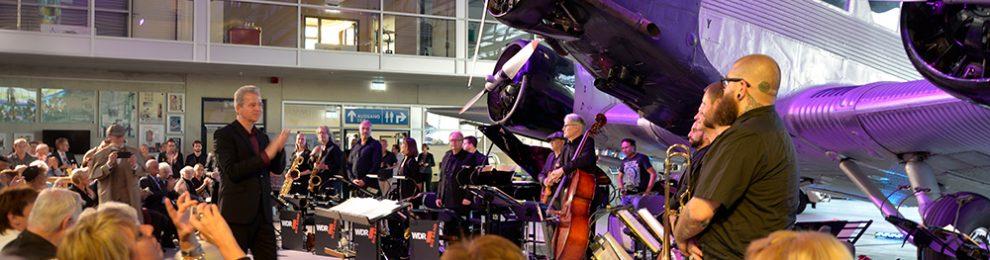 Das WDR Big Band-Konzert am 9. September 2018  ||  Weiteres Konzert im März 2019